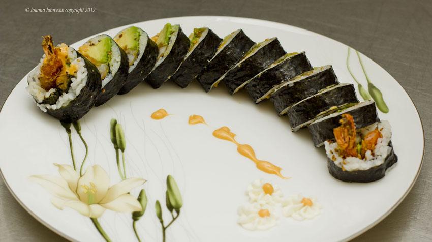 Futo maki tempura